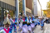 """街並みフェスタ2017 ~阿波踊りによさこいのコラボ~ - """"阿波踊り"""" Awaodori_awa_danching-team's photo"""