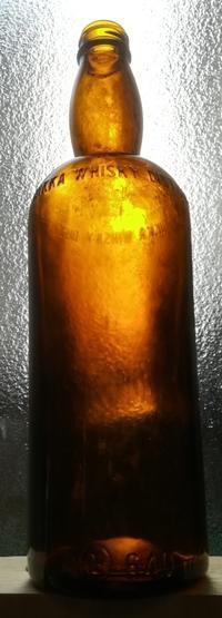 デカイ瓶二本 - ヤングの古物趣味