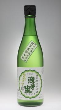 浅芽生 特別純米 無圧無濾過生原酒[平井商店] - 一路一会のぶらり、地酒日記