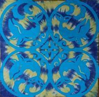 アップリケ終了〜👍 - ほっと一息・・~Sakura's Hawaiian QuiltⅡ
