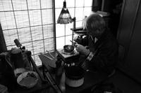 箸を染む Ⅱ ~漆工町木曽平沢より「漆芸巣山定一」~ - 拙者の写真修行小屋