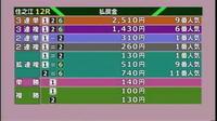 (住之江12R)住之江GOLD CUP優勝戦 - Macと日本酒とGISのブログ