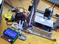 3Dプリンターでファン - 素人魂