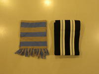 """1950'S BRITISH COLLEGE SCARF WOOL""ってこんなこと。 - THE THREE ROBBERS ってこんなこと。"