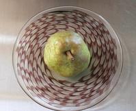 皿 - 宙吹きガラスの器