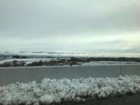 雪景色と紅葉 - 箱と紙と素材たち