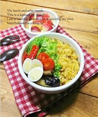 11.24 ドライカレー弁当 - YUKA'sレシピ♪
