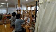 ワッフル織三人衆 - 大分手織物語り