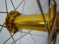 ★TUNEハブを使用した軽量手組ホイール★ - diossの自転車日記