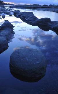 多摩川の夜明け - 萩原義弘のすかぶら写真日記