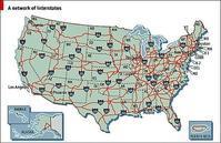 Interstate Highway - 続・ふらふらなるままに。