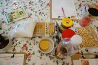 タイ料理教室・パットタイ編 - ふくすけのコネコネ 編み編み てくてく日記