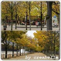 Paris&Barcelona旅1 - カルトナージュな日々