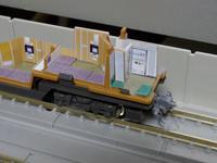 [鉄道模型]「E26系 カシオペア」をメイクアップする(4) スロネE27-402 - 新・日々の雑感