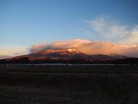 風の冷たい一日 - 八ヶ岳 革 ときどき くるみ