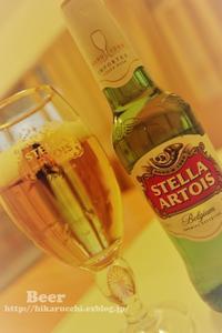 Beer - ★ひかるっち★の Happy spice ブログ