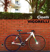 Cinelli VIGORELLI (チネリ ヴィゴレッリ) カスタム - Bike De La Rocha 白金高輪店