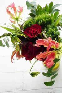 みんな違ってみんな美しい、それがいいのだぁ - お花に囲まれて