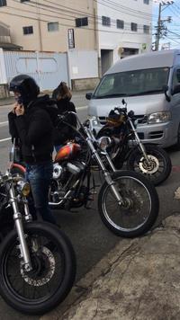 女子ツー❤️今年最後の回 - gee motorcycles