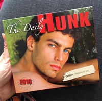 Hunks for 2018 - Welcome to my Life