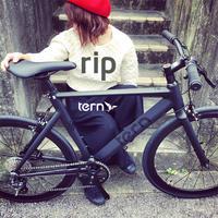 2018 tern ターン 「 rip リップ 」ミニベロ ROJI BIKES クロスバイク 650c おしゃれ自転車 自転車女子 自転車ガール - サイクルショップ『リピト・イシュタール』 スタッフのあれこれそれ