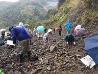 和歌山県立自然博物館友の会行事のお手伝い - ふぉっしるもしてみむとてするなり
