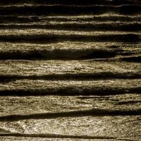 第806回  Kugenuma Waving - 湘南群青 -The sunset  blue -
