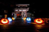本法寺ライトアップ - 花景色-K.W.C. PhotoBlog