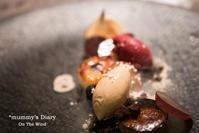 フォトジェニックなフレンチレストラン - ON THE WIND  *mummy's Diary