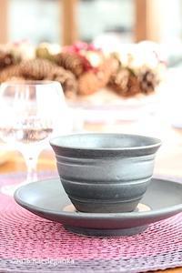 10・11月のテーブルコーディネートとお飲み物 - おうちパン教室楓ケ丘