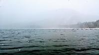 2017.11.26 支笏湖.雪景色 - river side
