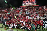 Urawa Reds clinch Asian Champions League title - そろそろ笑顔かな