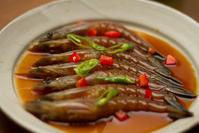 我が家の韓国料理【復習】カンジャンセウ🦐 - SOMEWHERE