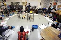 児童画クラス 犬を描こう! - 大阪の絵画教室|アトリエTODAY