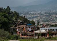 ネパール探訪(チャングナラヤン寺院と門前町) - 写真の散歩道