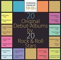 V.A 『20 Original Debut Albums By 20 Rock & Roll Stars』 - rockers diary