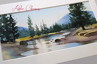 水彩画・針葉樹 - Atelier Charmant のボタニカル・水彩画ライフ