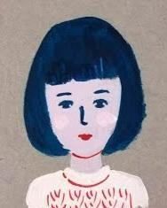 人の絵 - たなかきょおこ-旅する絵描きの絵日記/Kyoko Tanaka Illustrated Diary