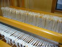 まだ、織れてません。「世界にひとつの冬がくる」 - アトリエひなぎく 手織り日記