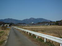 今日は軽めに『団子石峠~愛宕山~茨城空港』 - 自転車走行中(じてんしゃそうこうちゅう)