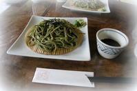 茶蕎麦 - しんちゃん通信