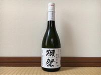 (山口)獺祭 純米大吟醸48 寒造早槽 / Dassai Jummai-Daiginjo 48 kanzukuri-Hayabune - Macと日本酒とGISのブログ