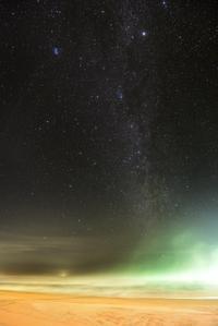 海霧と北北西の星空 - Qualia