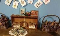 【次回】10/25(日)池上編み物カフェのご案内 - 空色テーブル  編み物レッスン