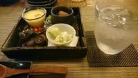 『多酒多菜かげとら』の夜 - Tea's  room  あっと Japan