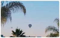 el globo - Mexico, cielo despejado
