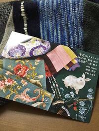きものものの その弐@神楽坂フラスコ機織りワークショップに参加 - mayumin blog 2
