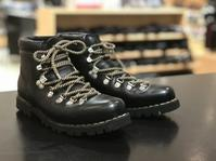 Paraboot AVORIAZを磨く前編 - シューケアマイスター靴磨き工房 三越日本橋本店