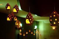 幻想的な灯り展・1 - 暮らしの中で