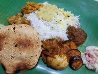 南インド料理を作るーケララ州ー - 色、いろいろ